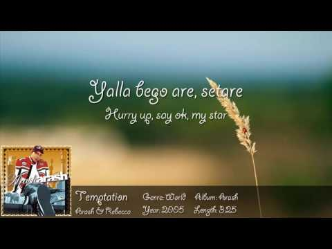 [Lyrics] Arash & Rebecca - Temptation
