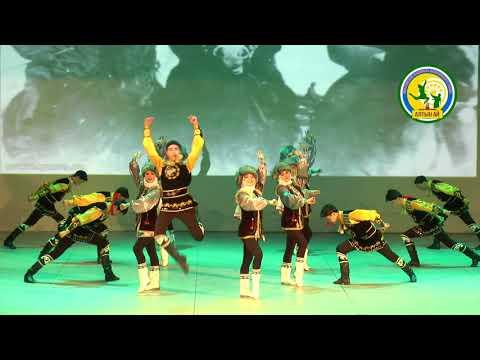 "Башкирский танец ""Тарапандар"", ""Дикие лошади"""