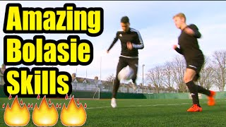 Learn Amazing Bolasie Skills !!!