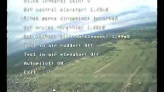 TwinStar II FPV - Motor Failure and Emergency Landing