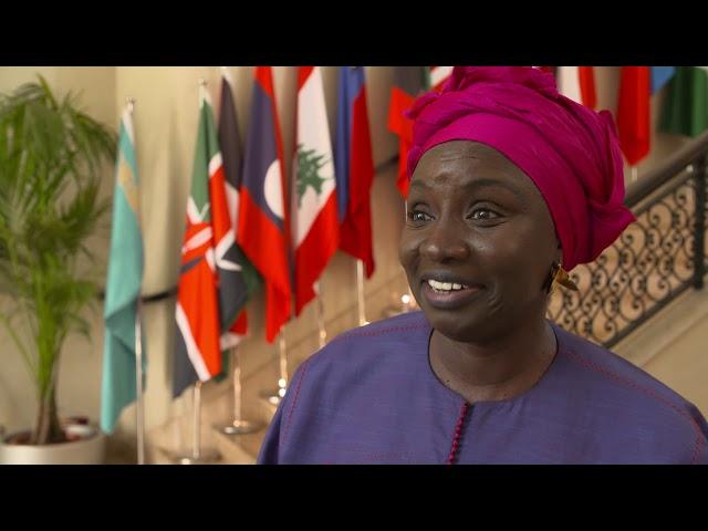 WPC 2019 - Aminata Touré