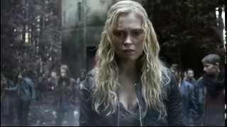 The 100 - Season 1 Episode 13 Ending - Mountain Men (Season Finale)