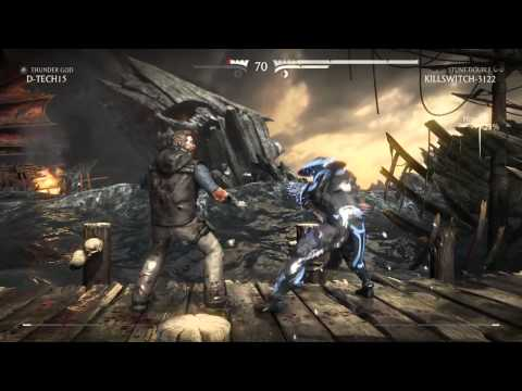 Mkx set with D-tech 15