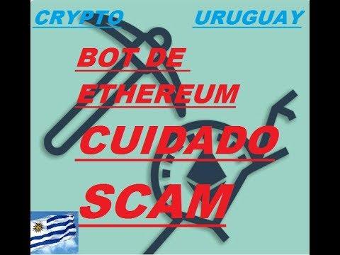 SCAM - ETH Mini Mining - CRYPTO URUGUAY