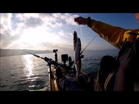 Kayak Fishing - A Great Day Fishing at Anchor