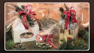 Candy Cane Bark (part2) Packaging