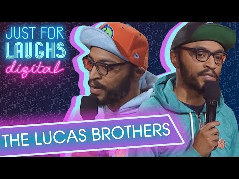 The Lucas Bros. - Evil White Dudes