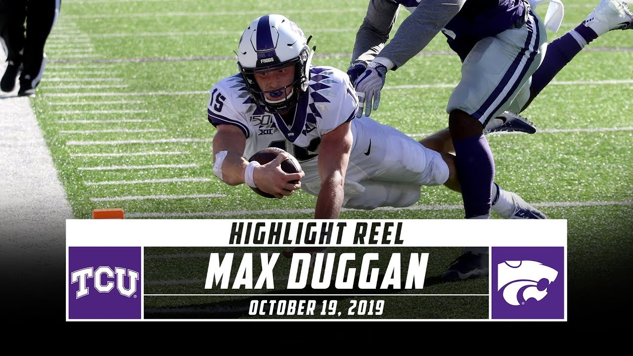 TCU QB Max Duggan to start vs. Baylor. But the Frogs have five new ...