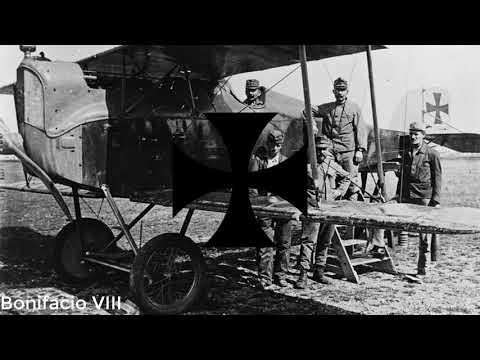 """""""Fliegermarsch"""" Austro-Hungarian Empire (1912) Military March"""