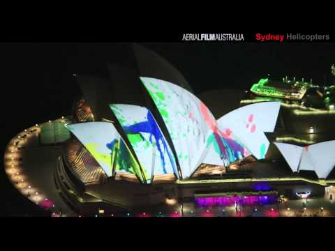 Vivid Light Festival 2014 HD