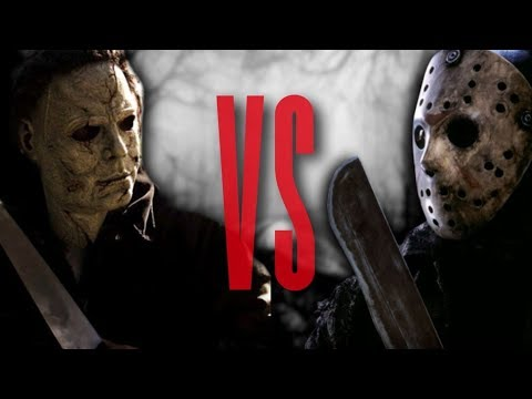 Jason Vorhees VS Michael Myers Rap Battle EPIC! | Friday the 13th VS Halloween | Daddyphatsnaps