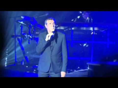 Julien Clerc - Live @ Palais des Sports - Paris - le 19/03/2