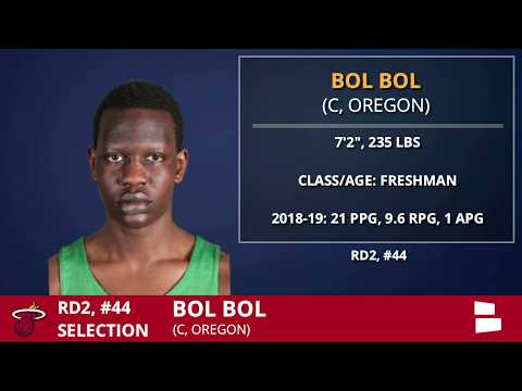 Bol Bol Picked By The Denver Nuggets With Pick #44 In 2nd Round Of 2019 NBA Draft - Grade & Analysis