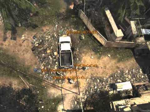 C4 Quad Car Bomb - DX695 - MW3 Game Clip