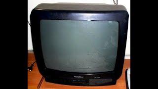 Разбор телевизора GOLDSTAR CF-20E20B