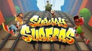 Subway Surfers Game play universal (Android , Iphone , Ipad, Ipad y PC)