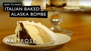 Italian Baked Alaska Bombe | Waitrose