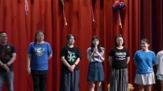 105學年育賢包高中祈福活動