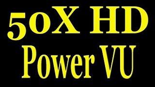 Ключ Power VU в 50X HD, Animal Planet,  Discovery Сhannel, Discovery Science