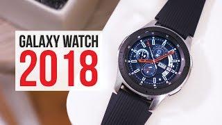 Ini Dia Samsung GALAXY WATCH!