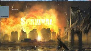 Survival MMO #1: Обзор ПвП Лут Карты ( Немецкая пиратка Infestation survivor stories )
