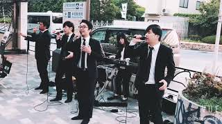 Gospel Group 'gifts' From Japan