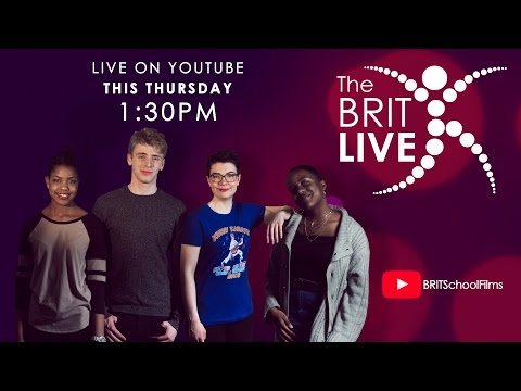 The BRIT LIVE - Thursday 25 May, 1.30pm