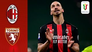 🔴 Milan v Torino | Full Match LIVE | Coppa Italia 2020/2021 | Serie A TIM