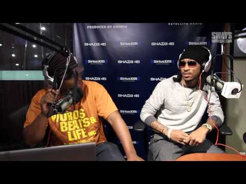 """Future is """"Honest"""" About Ciara on Sway in the Morning"""