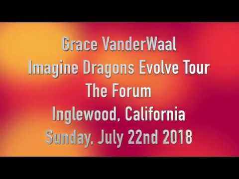 Grace VanderWaal | Sunday July 22, 2018 | Imagine Dragons Evolve Tour