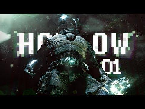 Hollow (PL) #1 - Nowy polski horror Sci Fi (Gameplay PL / Zagrajmy w)