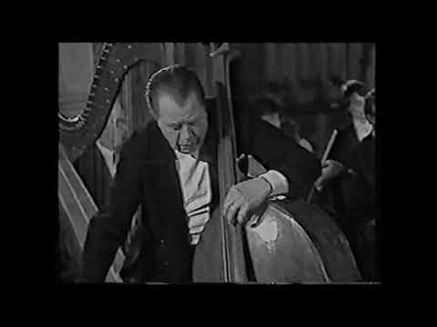 Serge Koussevitzky: Concerto for Double Bass in F-sharp minor, Op. 3  František Pošta