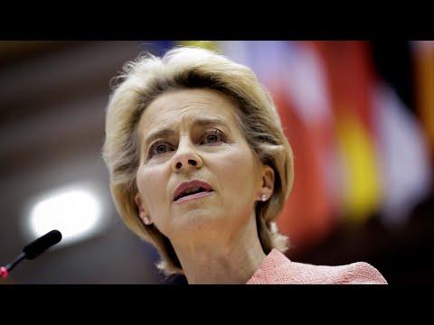 European Commission Unveils New Migration Pact   LIVE