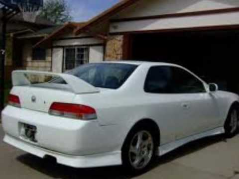 Honda Prelude 5th generation - YouTube