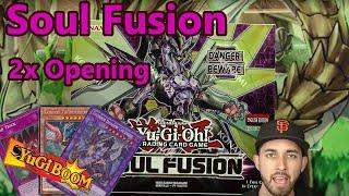 Yu-Gi-Oh! Soul Fusion Booster Box Opening! DANGER!, BEWARE!