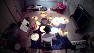 Depeche Mode Enjoy The Silence Remix Par Linkin Park Drum Cover
