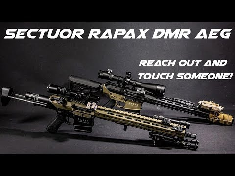Secutor RAPAX DMR AEG - Bringing It Home Ep.16
