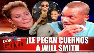 🚨 ¡Esposa del actor Will Smith le confiesa haberle sido infiel! 👀😲