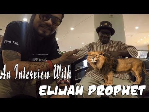 An Interview With Elijah Prophet (houston Texas) MIracles