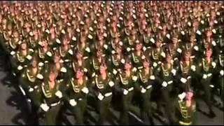 От Запада не останется и мокрого места!!! Военная мощь России!
