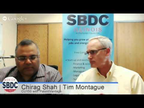 Patent Entrepreneurship with Chirag Shah of PatentVantage | CU150 Ep.#20