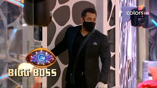 Bigg Boss S14 | बिग बॉस S14 | Salman Enters The House To Make Rakhi's Bed