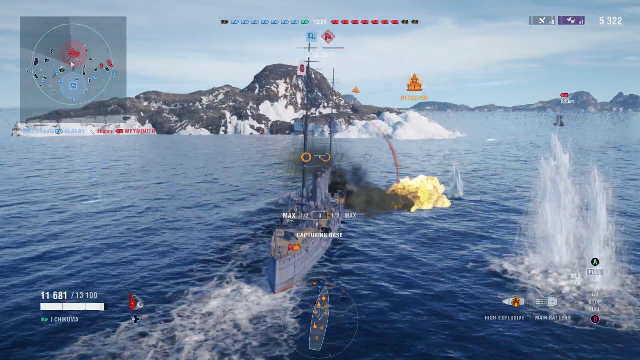 World of Warships: Legends - Closed Beta Thoughts | MMOHuts