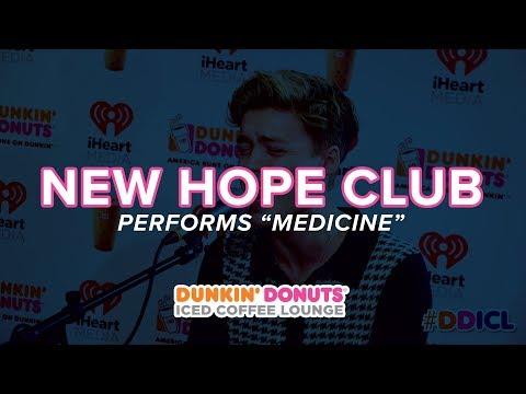 New Hope Club Performs 'Medicine' Live | DDICL