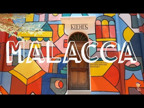 MALAYSIA   VISIT MALACCA with my TOP 10 PLACES   Sony A5100