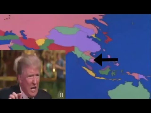 donald trump - Nations Of The World