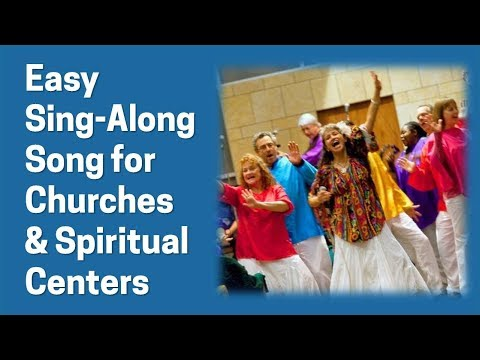 New Thought Congregational Song (Music for Spiritual Centers) w/ chords, lyrics
