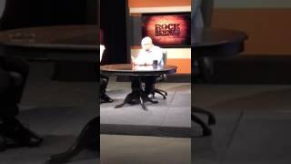 Dr Boyce with Rock Newman clip - you have to go thru the struggle