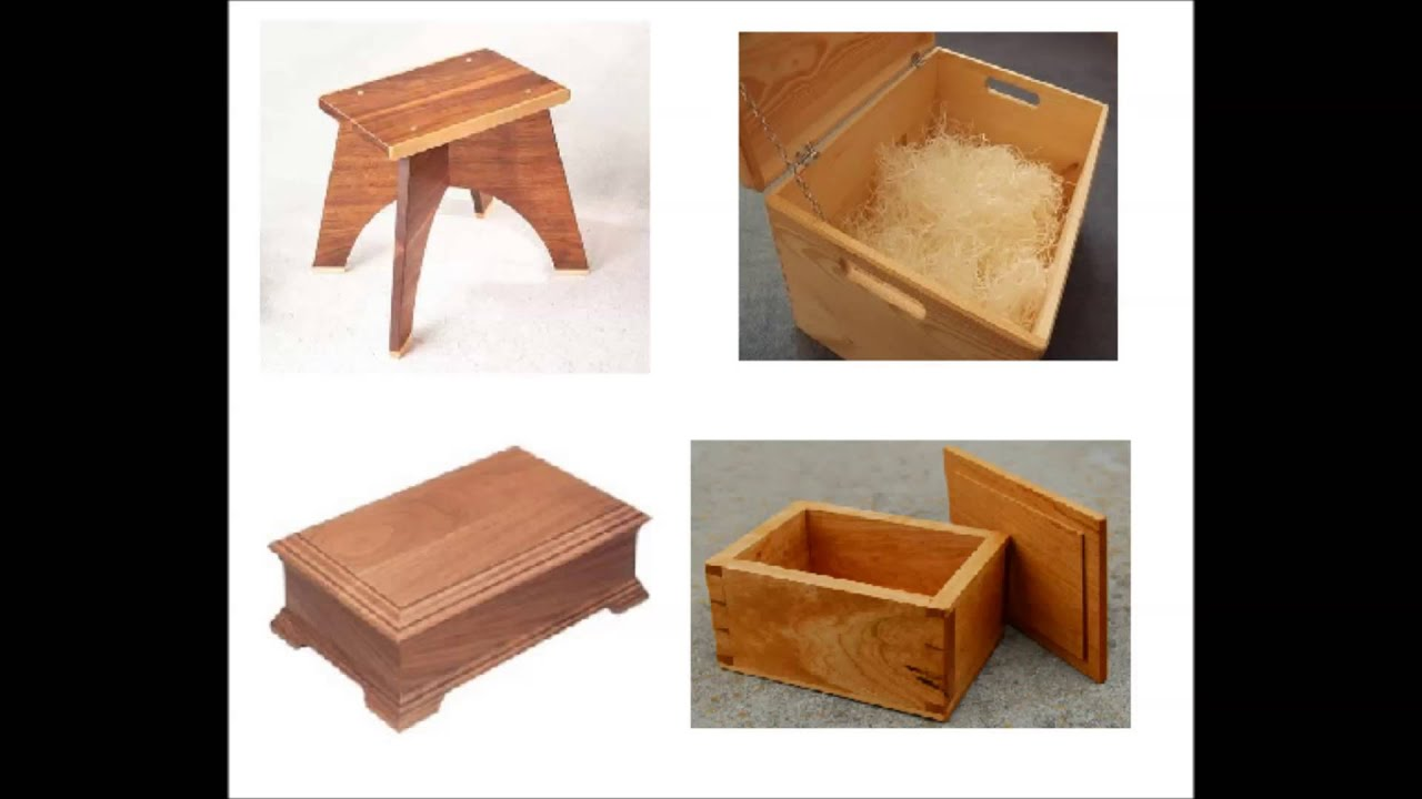 Small Wood Project Ideas - YouTube on Cool Small Woodworking Projects  id=25923