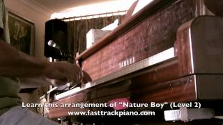 Easy piano lesson